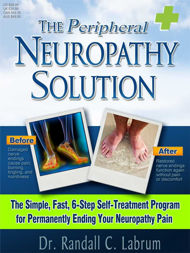 neuropathy solution book