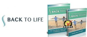 back to life healthy back system reviews