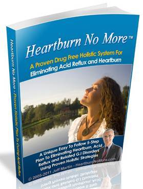 heartburn no more program